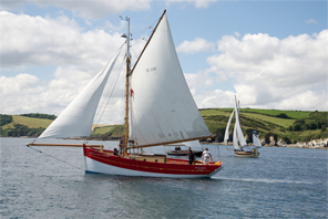 Pettifox Sea Charters - Polruan by Fowey